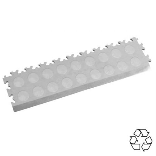 Light Grey Recycled Cointop - Tile Edging PVC